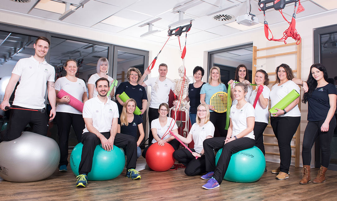 ulzheimer-physiotherapie-teamfoto